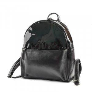 Жіночий міський рюкзак М132-Z лак bd9683a62af13